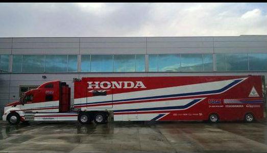 Honda truck