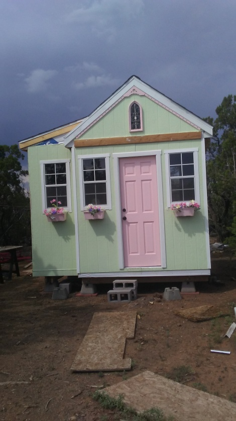 house pink 7 27