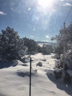 Snow Next Day
